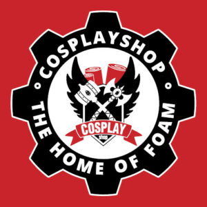 """Home of Foam"" Cosplayshop Merch"