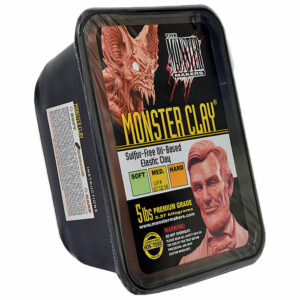 Monster clay product image